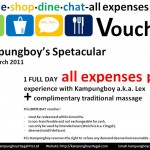 Citygal's Birthday Voucher